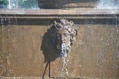 Fontaine de la cascade du lion Photos libres de droits