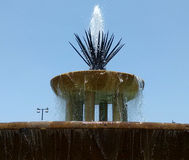 Fontaine de Maguey Photographie stock libre de droits