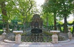 Fontaine de Medicis, Jardin du Luxembourg, Paris. Fontaine de Medicis, Jardin du Luxembourg, Paris,France royalty free stock image