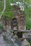 Fontaine de Medicis, Jardin du Luxembourg, Paris stock photos