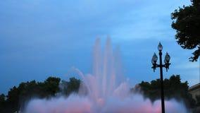 Fontaine de Montjuic (magie) clips vidéos