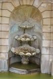 Fontaine de palais de Blenheim dans Woodstock, Oxfordshire, Angleterre, l'Europe Photographie stock libre de droits