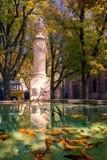 Fontaine de Pisoni dans la balle photos libres de droits