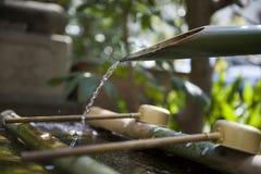 Fontaine de purification Photo libre de droits
