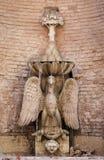 Fontaine de Rua dans Todi Photographie stock