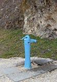 Fontaine de rue Images libres de droits