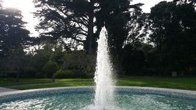 Fontaine de San Francisco Photographie stock libre de droits