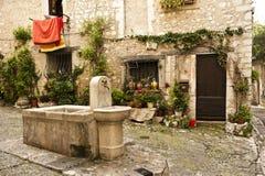 Fontaine de St Paul photos libres de droits