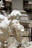Fontaine de TREVI Photo libre de droits