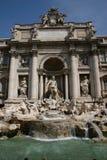 Fontaine de TREVI - Rome Photo libre de droits