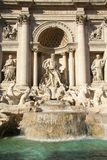 Fontaine de TREVI, Rome, Italie Photographie stock