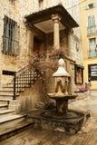 Fontaine de Valbonne image libre de droits