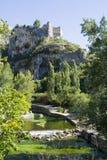 Fontaine De Vaucluse Lizenzfreies Stockbild