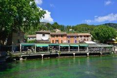 Fontaine de Vaucluse Stock Images