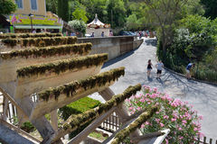 Fontaine de Vaucluse Royalty Free Stock Photo