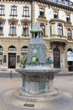 Fontaine de Zsolnay Image stock