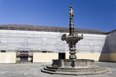 Fontaine des châteaux Image stock