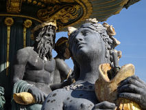 Fontaine des Mers  Royalty Free Stock Image