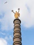 Fontaine Du Palmier przy Paryż Zdjęcia Royalty Free