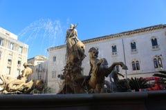 Fontaine du ` s d'Artemide Image stock