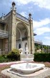 Fontaine en palais de Vorontsov Photos libres de droits