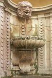 Fontaine en pierre Photographie stock