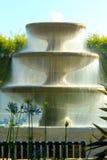 Fontaine ensoleillée Photos stock