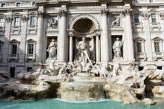 Fontaine Fontana di Trevi de TREVI Photographie stock