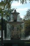 fontaine miroitant Photo stock