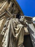 Fontaine Moliere, 1st arrondissement, Paris, France Stock Photography