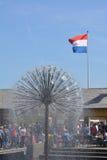 Fontaine néerlandaise photos libres de droits