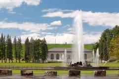 Fontaine Olivebridge, New York de réservoir d'Ashokan Images stock