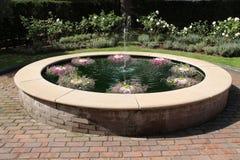 Fontaine ornementale photos libres de droits