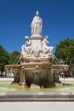 Fontaine Pradier Stock Image