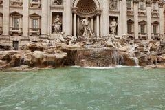 Fontaine Rome de TREVI Photo libre de droits