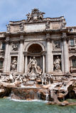 Fontaine Rome Italie de TREVI Image libre de droits