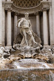 Fontaine Rome Italie de TREVI Photo libre de droits