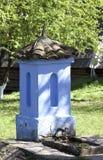 Fontaine rurale photographie stock libre de droits