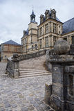 Fontaineblau Napoleon Palace fotografia stock