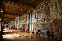Fontaineblau Napoleon Palace immagini stock