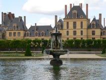 fontainebleau Франция Стоковое Изображение
