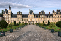 Fontainebleau Stock Photography