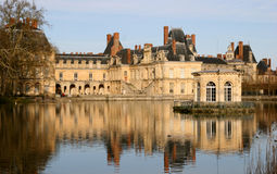 Fontainebleau Photographie stock
