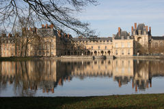 Fontainebleau Royalty Free Stock Photos