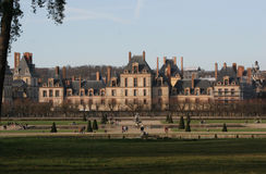 In Fontainebleau Royalty Free Stock Images