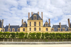 Fontainebleau Royalty Free Stock Photo