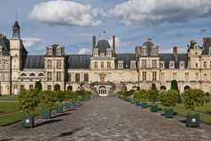 Fontainebleau Stock Images