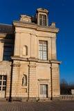 Fontainebleau castle Stock Images