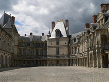Fontainebleau ( France) Stock Photography