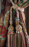 Fontainebleau Frankrike - 15 Augusti 2015: Detaljer, staty och möblemang Arkivfoto